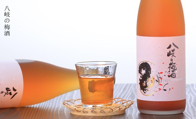 八岐の梅酒 720ml