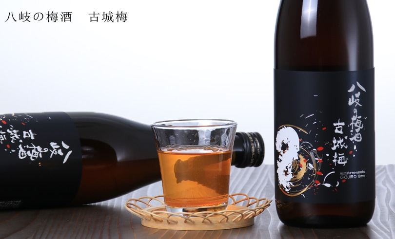 八岐の梅酒 古城梅 720ml