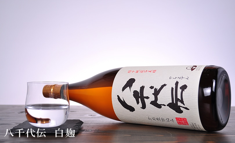 八千代伝 白麹 1.8L