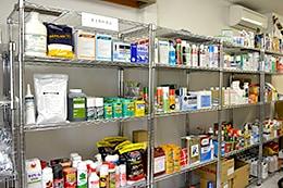 医薬品販売 店内の様子2