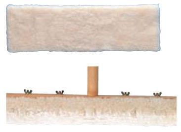 コンドル フロアコーティングモップ スペア [C19-000U-SP]