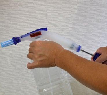 マルハチ産業株式会社 掃除用ブラッシングスプレー