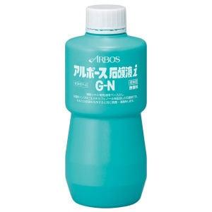 アルボース石鹸液iG-N 500g