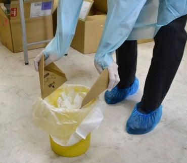株式会社アルボース アルボース汚物処理セットN