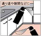 アース製薬 ゴキジェットプロ 秒殺+まちぶせ