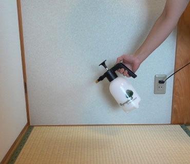 ダニ駆除 ノミ退治 シラミ対策用殺虫剤 フマキラーND-03