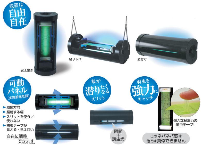 朝日産業株式会社 クロコップ MP-071