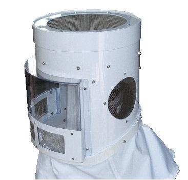 蜂防護服!ハチプロテクター