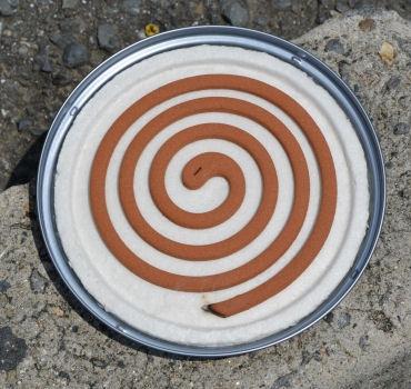 蚊取り線香用フッ素加工せんこう皿ライオンケミカル株式会社