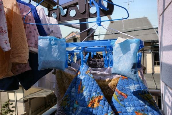 家庭化学工業株式会社 カメムシいやよ〜 20g×5袋 かめむしを洗濯物などに寄せつけない