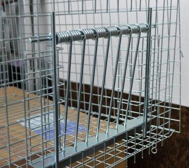 鳥類捕獲・保護器 バードトラップ