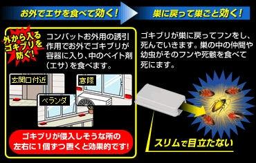 大日本除虫菊株式会社 コンバット お外用S