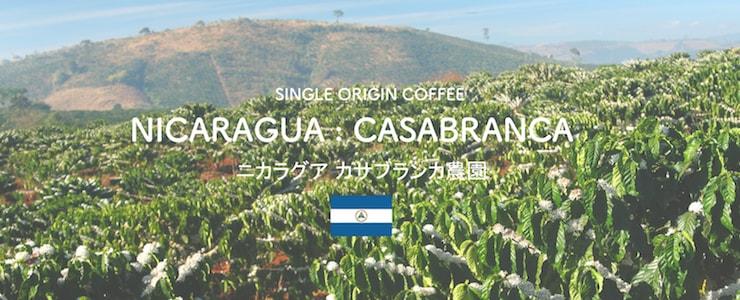ニカラグアカサブランカ農園