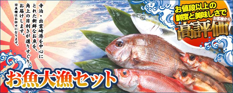 鮮魚通販|とれたて新鮮なお魚を日本海からお取り寄せ!