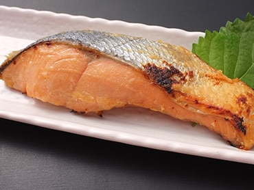 銀鮭西京風味噌漬