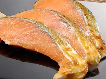4種の魚を伝統の味噌で味わう、越の味噌漬