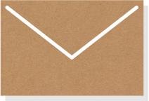招待状おためしセット封筒