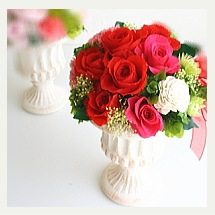 大切な人に贈るたくさんの薔薇(レッド