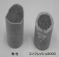 深い深層性でコンクリートを保護/イシノールコンフレッシュ3000