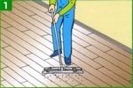 ニュートラコート住宅用 洗浄作業1