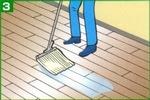 ニュートラコート住宅用 洗浄作業3