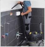 建設現場の清掃に/ケルヒャー 業務用乾湿両用クリーナーNT25/1Ap