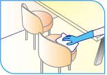 シーバイエス 除菌クリーナー/テーブル