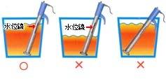 ICコントロールヒーター/水位