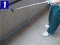 コスケム マジックアマドーレ 塗料壁面雨垂れ跡除去用クリーナー使用方法1