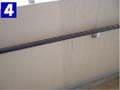 コスケム マジックアマドーレ 塗料壁面雨垂れ跡除去用クリーナー使用方法4