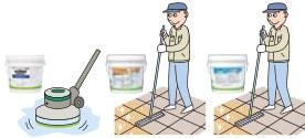 ポイント補修剤/重汚染