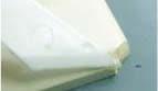 セラミックタイルの欠け部分に/LED-UVパテ