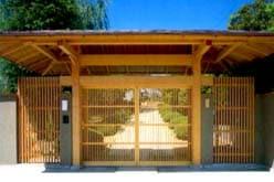 木肌美人施工例/千葉市中央図書館