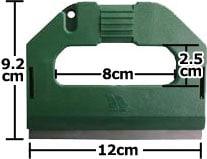ナルビースクレーパー S-PRO/サイズ