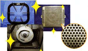 横浜油脂/アルミレンジフィルター洗浄システムセット使用方法3