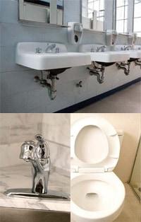 トイレ・洗面台用アルカリ性洗剤 ジャームワイプ