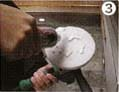 ミヤキ 浴室洗浄セット/除去作業3