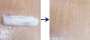 シリコーン系耐久コート剤 パーマ液テスト