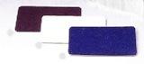マグネットラバー(白&紺&茶):15�×8cm