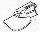 四ツ折りバイヤスバインダー