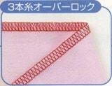 ロックミシン 縫い目1