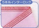 ロックミシン 縫い目5