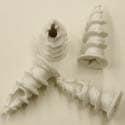 ピクチャーレール取り付け用のぷらボードアンカーの写真