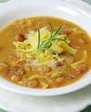 パスタ・エ・ファジョーリ(パスタと豆のスープ)