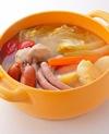 鶏手羽肉と野菜のスープ煮
