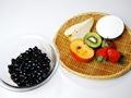 黒豆入りマチュドニアの作り方:1