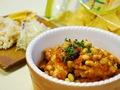 鶏肉のトマトカレー煮込みの作り方:6