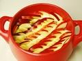 じゃが芋とリンゴのチーズ焼きの作り方