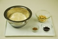 ナッツの炊き込みご飯の作り方