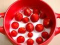 いちごのフローズンヨーグルトアイスの作り方:1